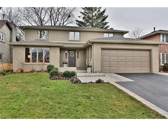 SOLD - 154 Cheverie Street, Ford, Oakville