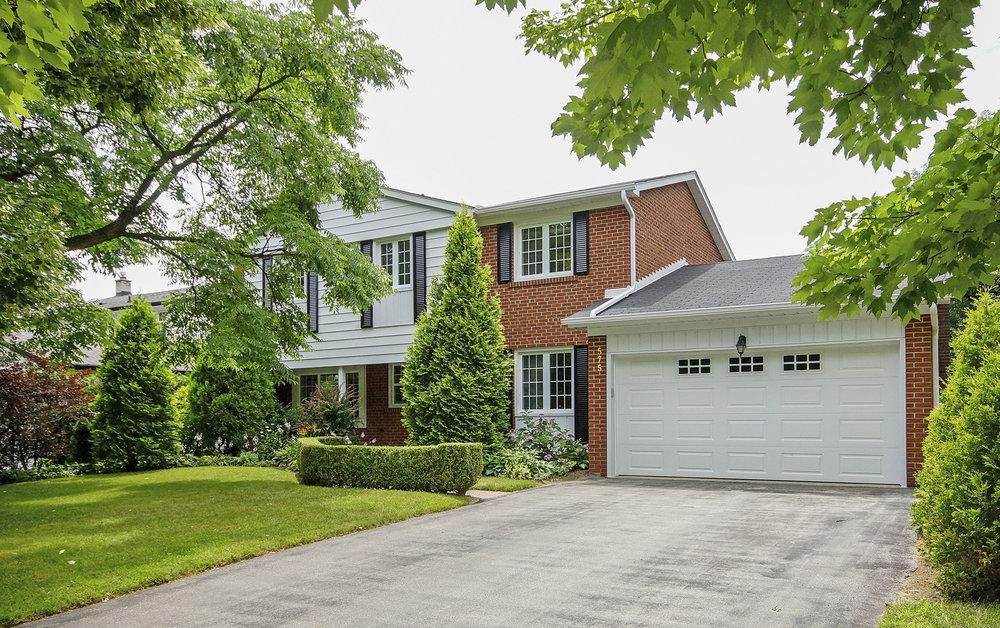 575 Patricia Drive, Oakville - Sold