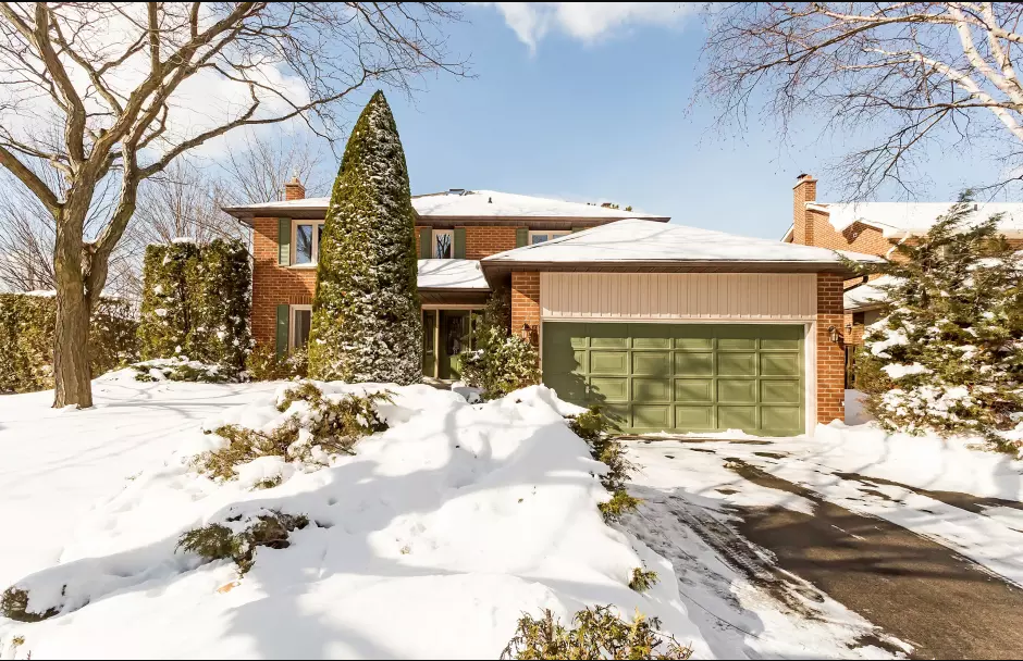 471 Barclay Crescent, Oakville - Sold
