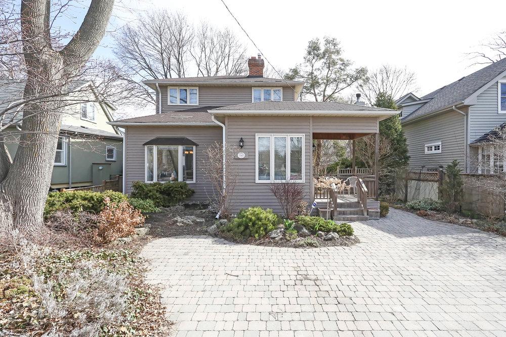 243 Allan Street, Oakville - Sold