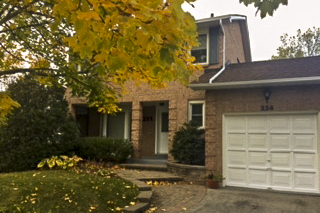224 Riverview Street, Bronte, Oakville - Sold