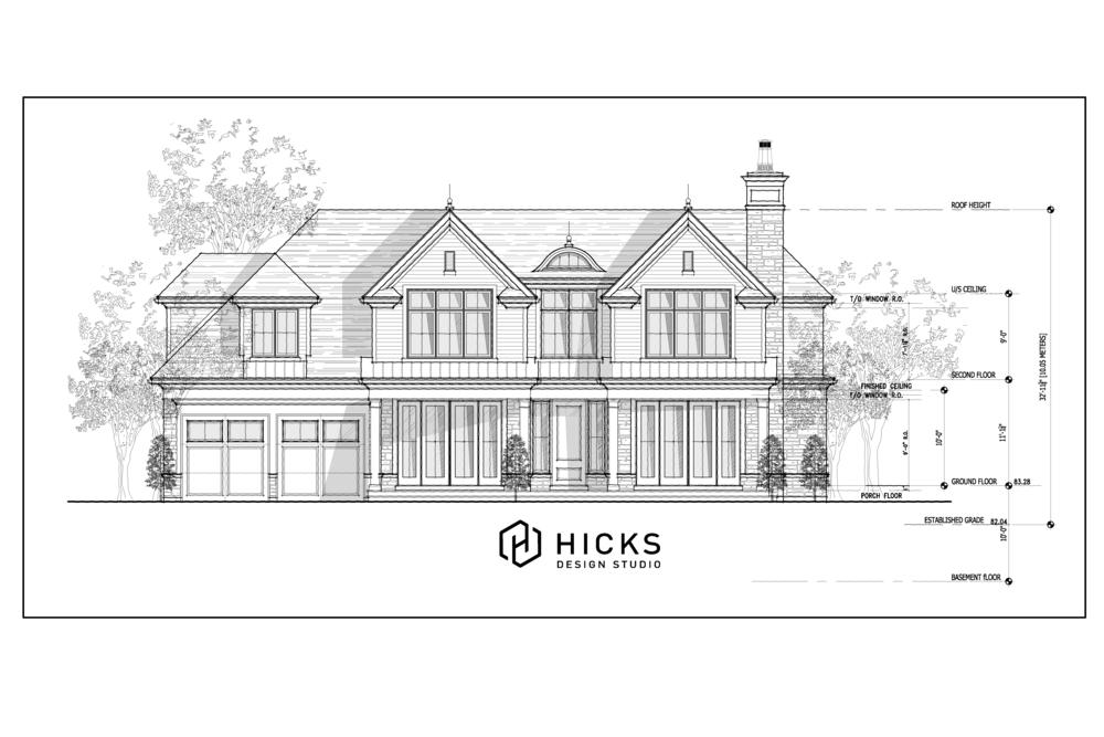 465 MacDonald Road - Concept Drawing