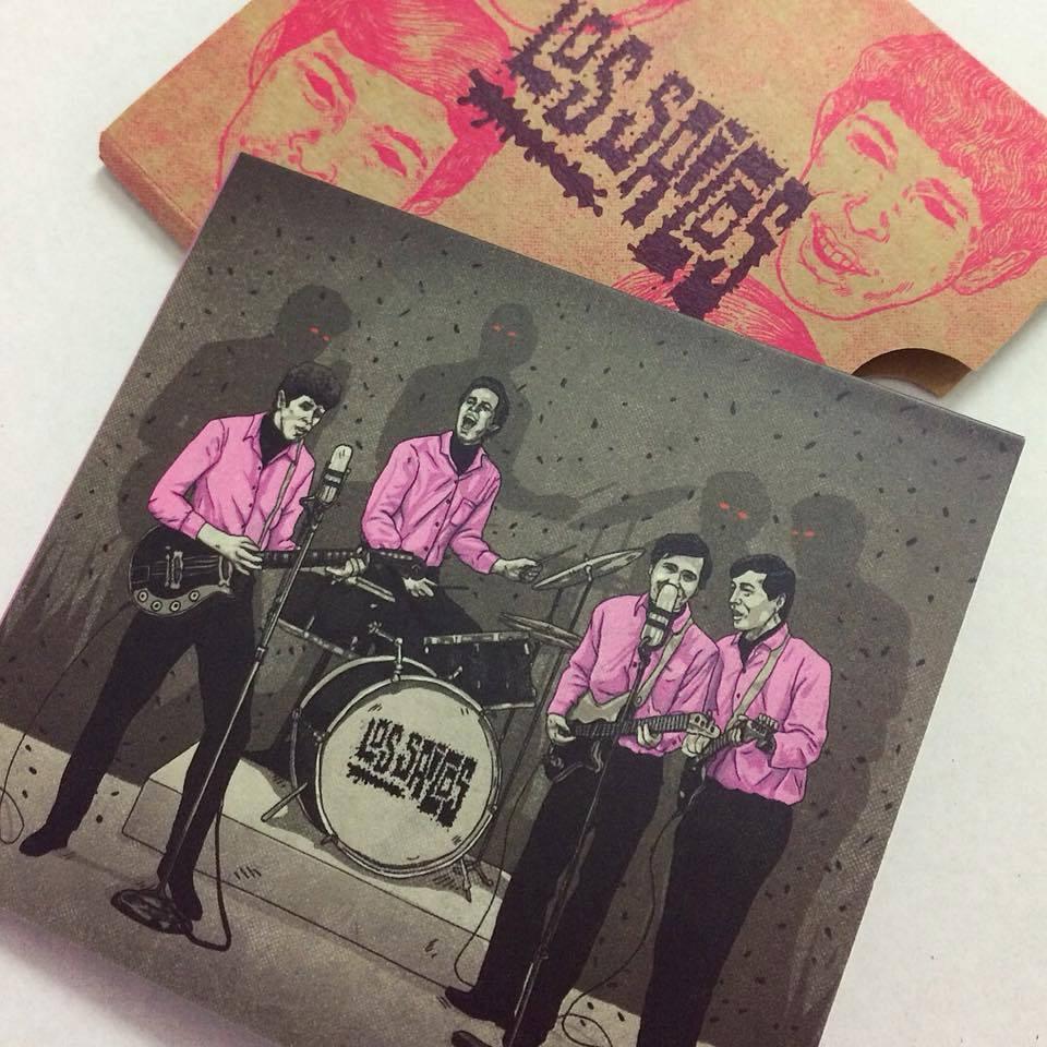 CD Colección  Perú Leyendas  Producido por PLAYMUSIC  LOS SAICOS   Precio: 35 soles