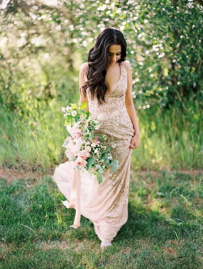 Elegant Bollywood Wedding Inspiration | Calgary Wedding Photographer | Milton Photography