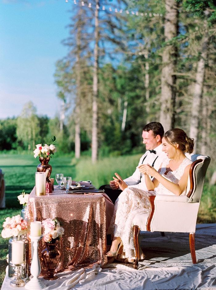 Alberta Wedding Photographer | Milton Photography | Trestle Creek Golf Resort Wedding