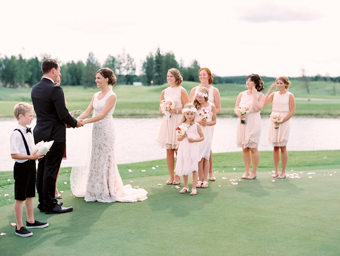 Calgary Wedding Photographer | Justine Milton Photography | Destination Wedding Photographers | Golf Course Wedding Reception