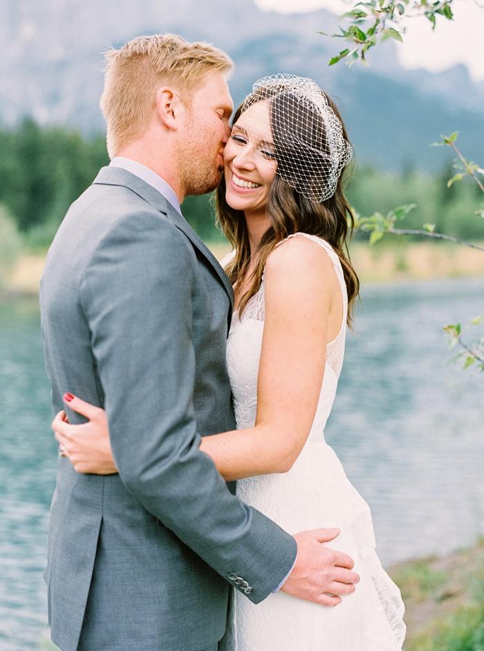 Canmore Wedding Photographer | Justine Milton Photography | Destination Wedding Photographers | Intimate Mountain Wedding