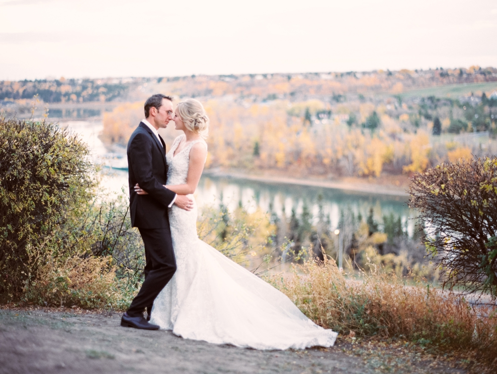 Fairmont Hotel Macdonald Wedding | Justine Milton Photography | Destination Wedding Photographer