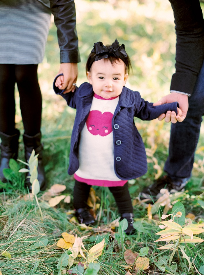 Fall Family Photography | Calgary Family Photographers | Justine Milton