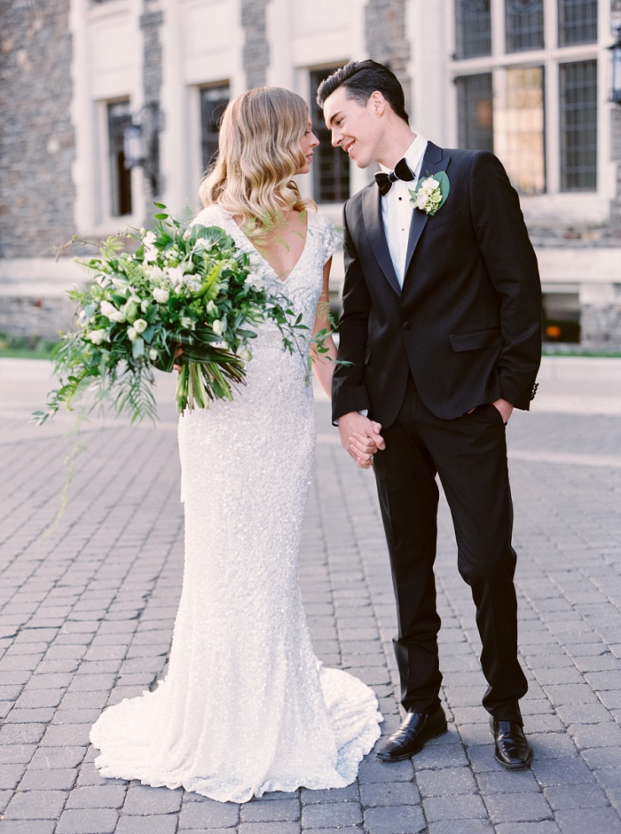 Blush Magazine | Cory Christopher | Banff Springs Hotel Wedding | Justine Milton Photography
