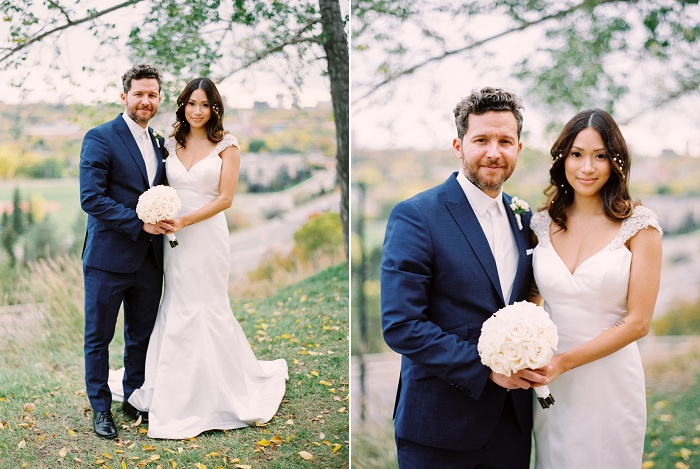 Calgary Wedding Photographers | Union Bank Inn Wedding | Justine Milton Photography