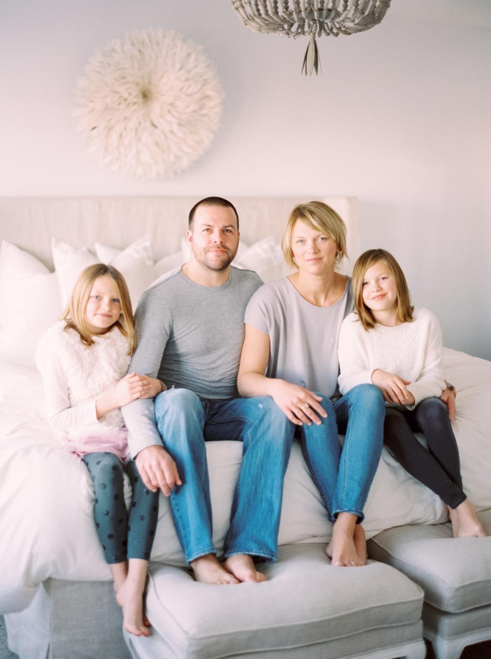 Calgary Lifestyle Family Photos | Calgary Family Photographers | Justine Milton Photography