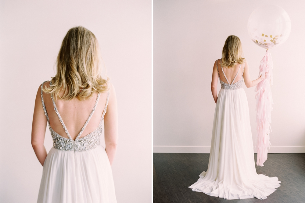 Delica Bridal Boutique Hayley Paige Trunk Show | Calgary Wedding Photographers