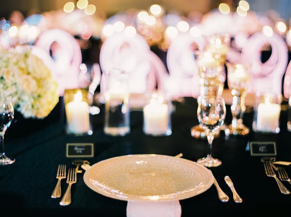 Banff Rimrock Wedding Decor Calgary Wedding Photographers