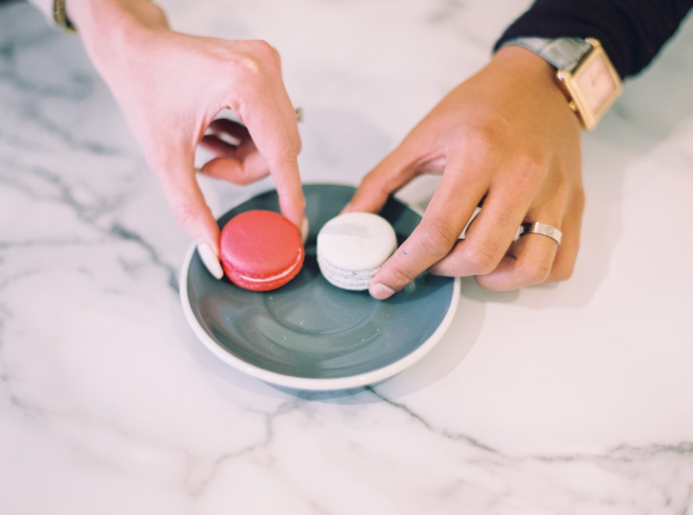 Ollia Macarons Calgary | Commercial and fashion photographers