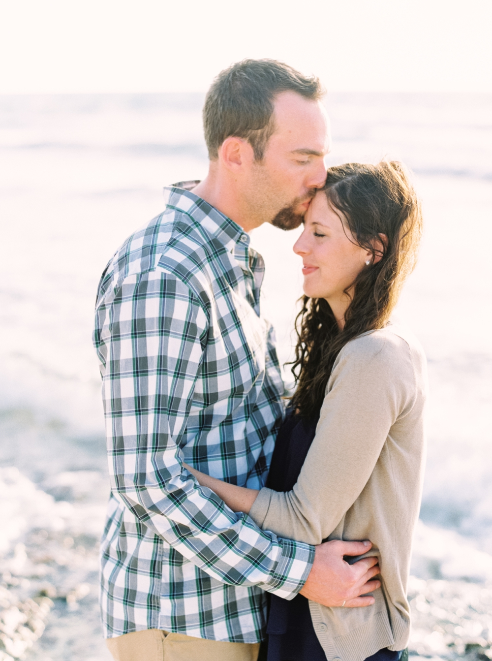 Destination wedding photographer | beach engagement session | Calgary wedding photographers | Mexico wedding photography
