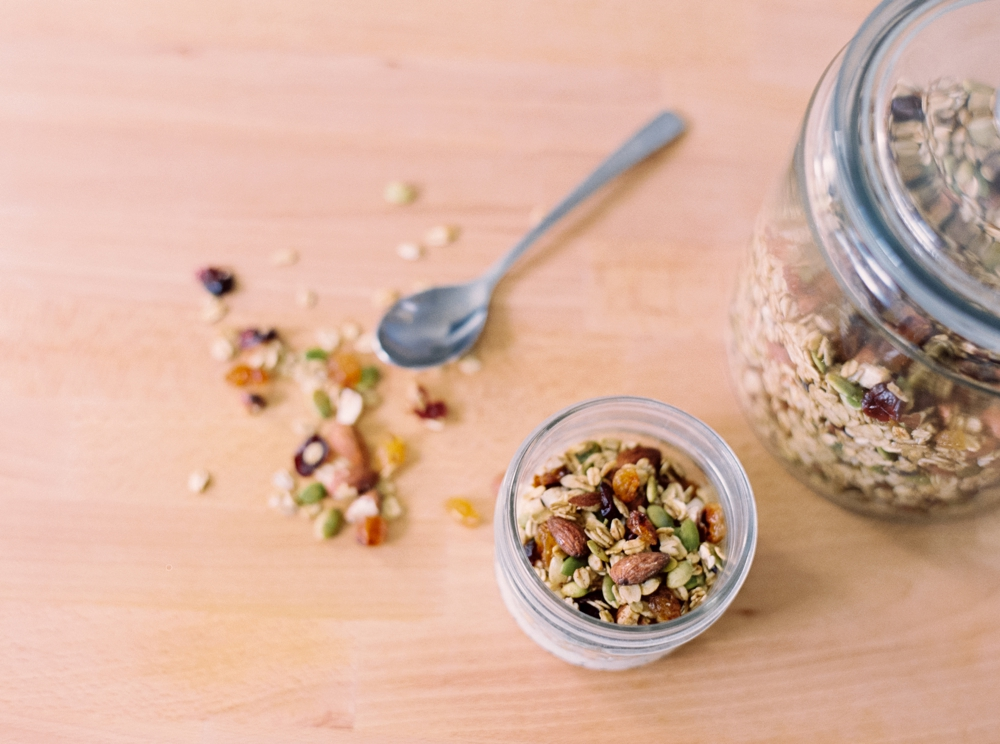 fashion and beauty blogger | granola recipe | calgary food photographers