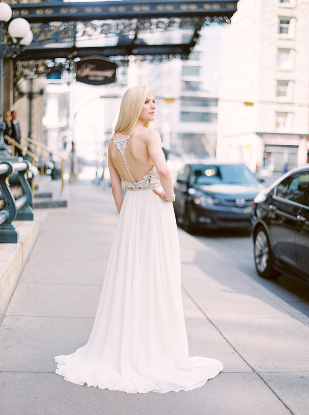 Bridal Editorial | Calgary Bridal Boutique | Hayley Paige Trunk Show | Calgary Wedding Photographers