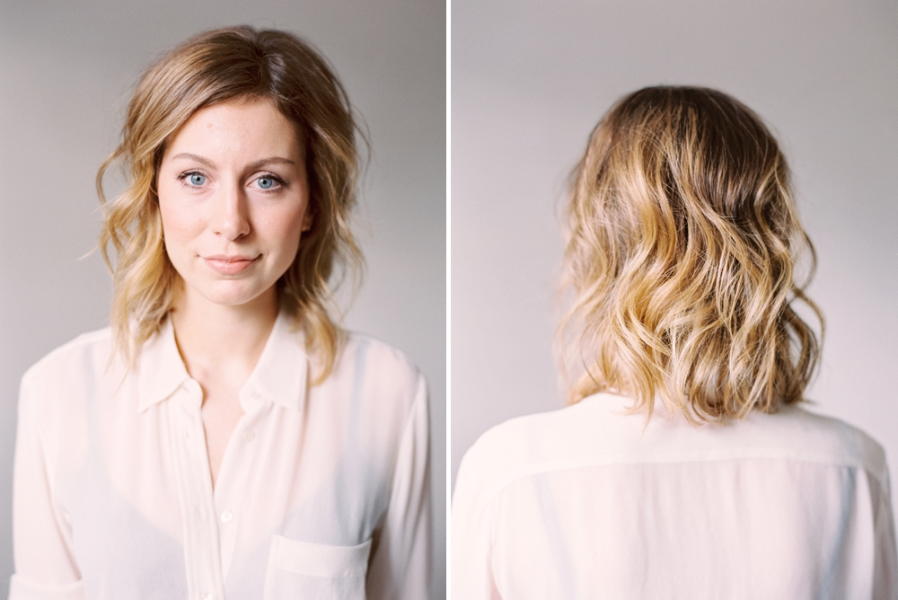 Fashion Blogger | Lifestyle & Beauty Blogger Calgary | Calgary wedding photographers | DIY Hair Tutorial | 3 Ways To Style A LOB