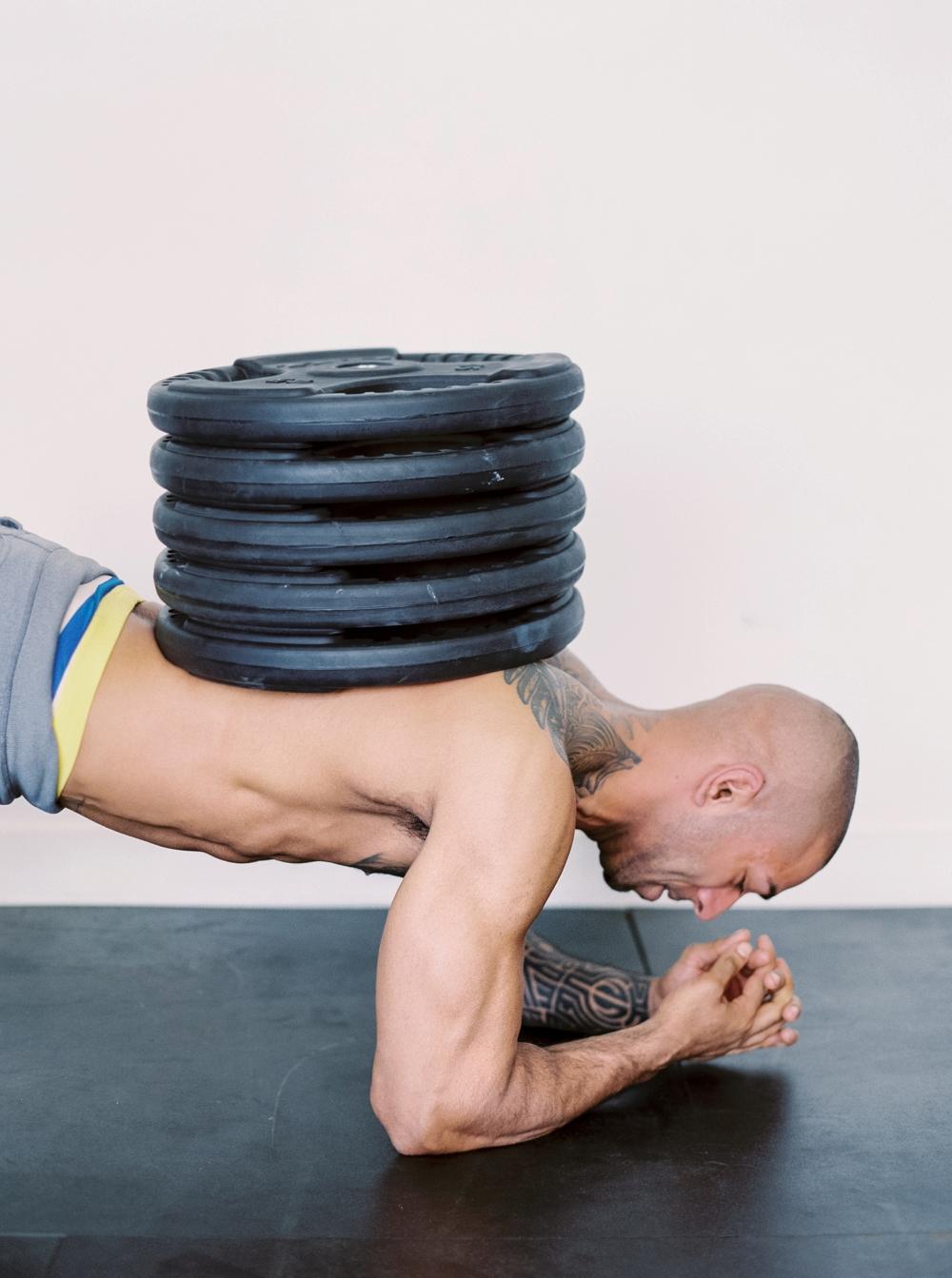 Calgary Fitness Photographer