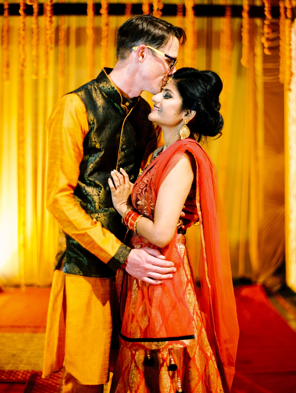 India wedding photographer | Sangeet | East Indian Wedding | Calgary Wedding Photographers