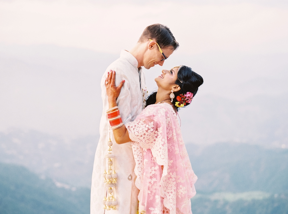 Indian Wedding Photographers | Calgary Wedding Photography | Mountain Wedding Photographer | Indian Wedding Himalayas
