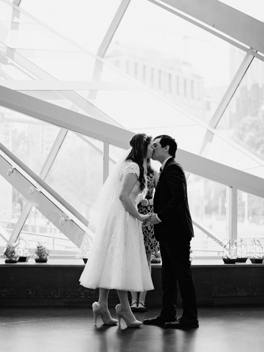 Alberta Art Gallery Wedding | Edmonton Wedding Photography | Calgary Wedding Photographers | AGA