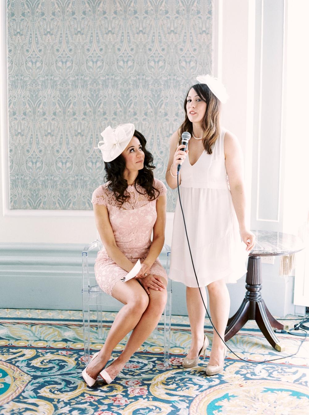 Bridal Shower | Calgary Wedding Photographers | Edmonton Bridal Showers Photography | Chanel Themed Party | Fairmont Hotel Macdonald
