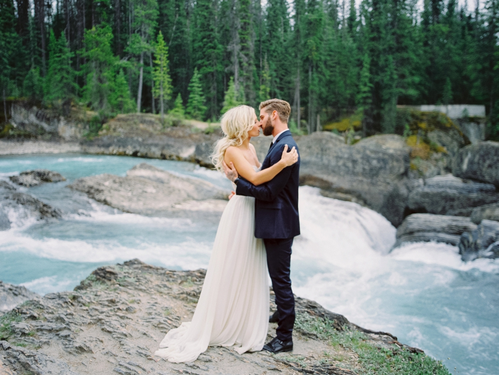 Calgary Wedding Photographers | Emerald Lake Lodge Wedding | Luminous The Workshop | Mountain Wedding