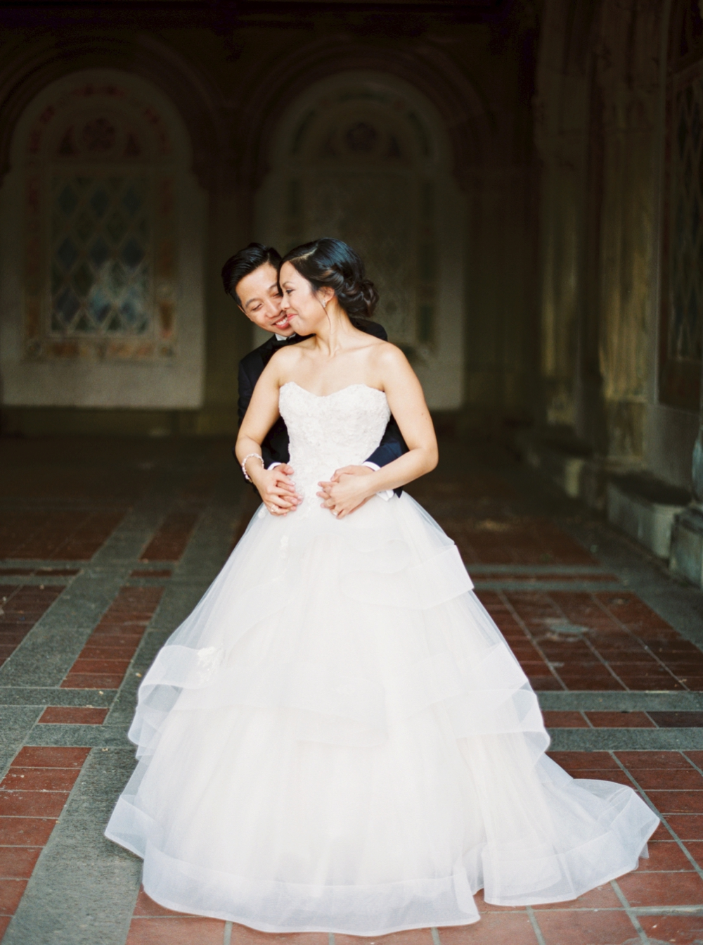 New York City Wedding | The Boat House Wedding Reception | Central Park Wedding Photographer | Calgary Wedding Photographers | Church Wedding