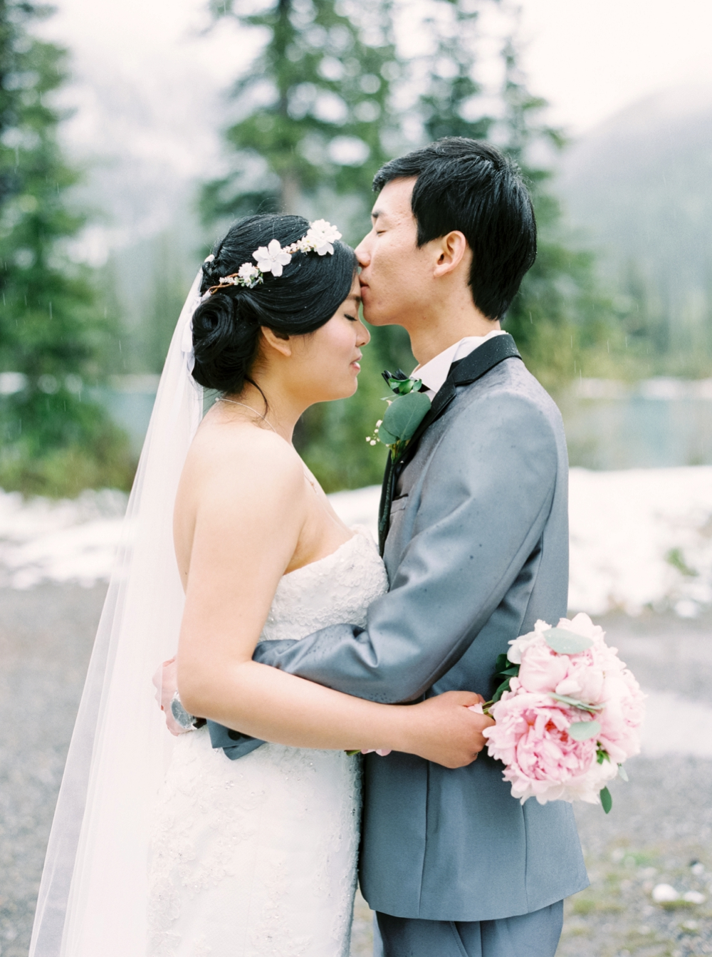 Calgary Wedding Photographers | Kananaskis Wedding | Chinese Wedding