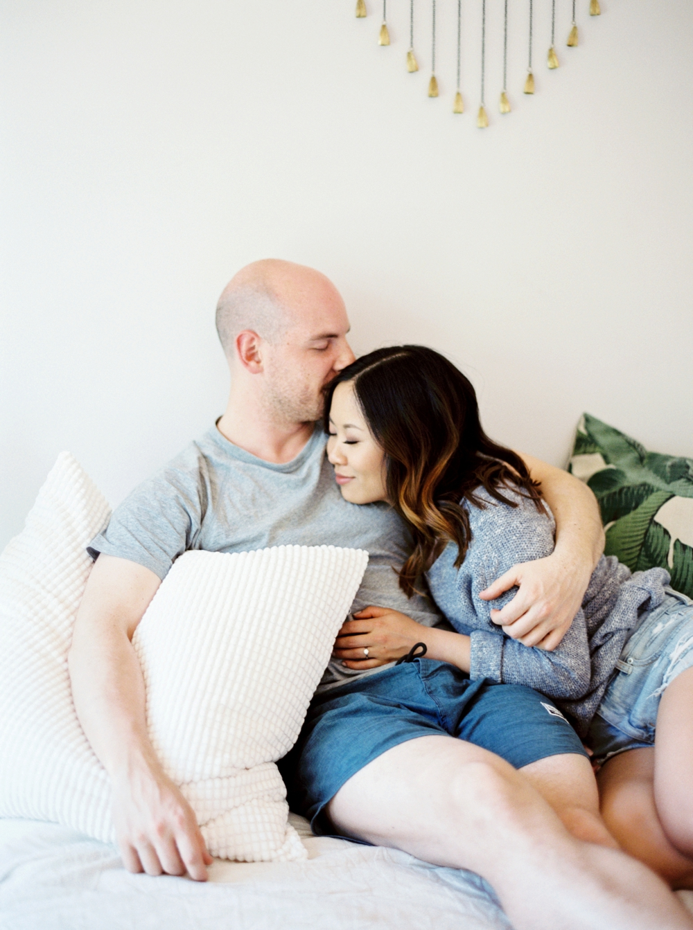Calgary Wedding Photography | Engagement Photography | Banff Wedding Photographer | Canmore | In Home Engagement Session