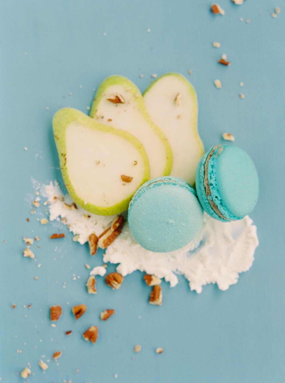 By Ollia Macarons | Food photography and styling | Calgary commercial advertising food photographer