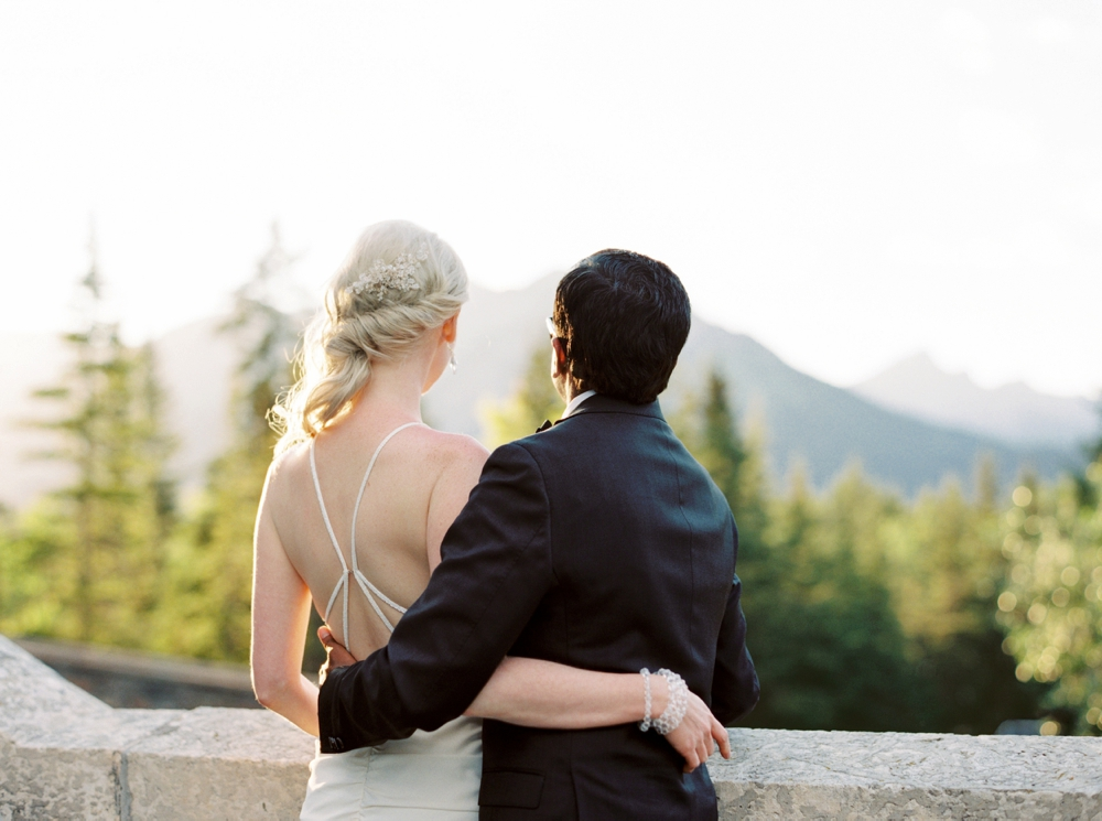 Fairmont Banff Springs Hotel Wedding | Calgary Wedding Photographers | Banff Wedding Photography | Destination Wedding | Mountain Weddings