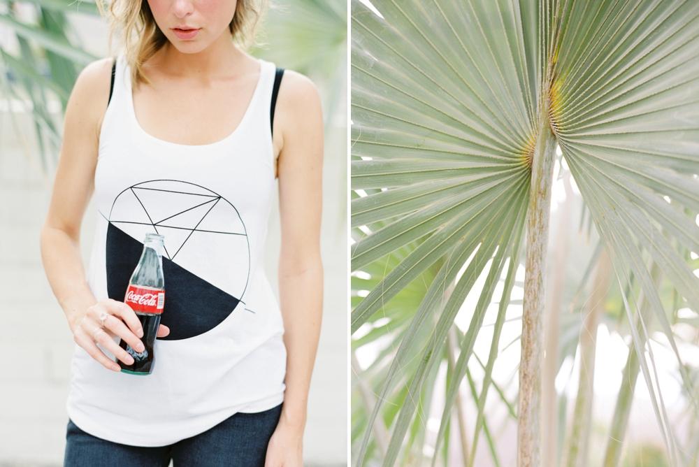 Calgary fashion bloggers | Calgary Wedding Photographers | California Palm Springs | Coke Editorial Photography | SALT shop