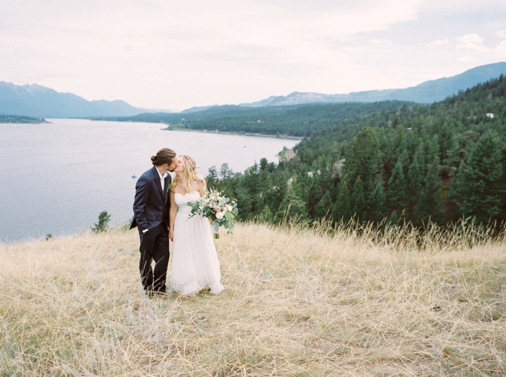 Calgary Wedding Photographers | Invermere British Columbia Wedding | Mountain Weddings | Trendy Wedding with DIY Terariums