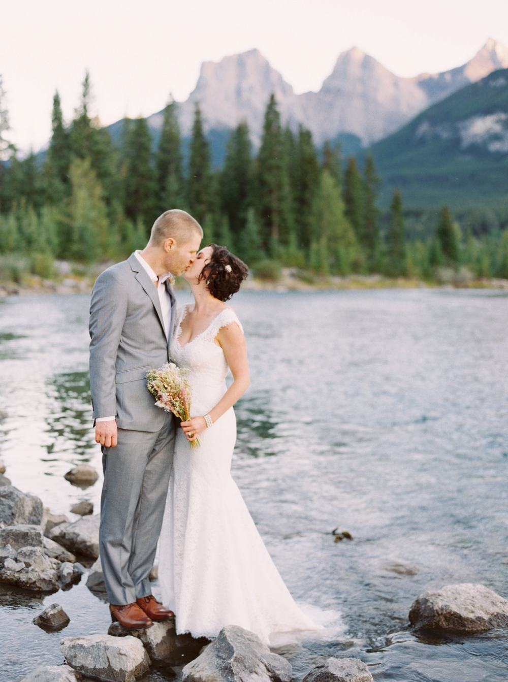 Canmore Wedding Photographers | Calgary Wedding Photographer | Silver Tip Wedding | Rocky Mountain Elopement