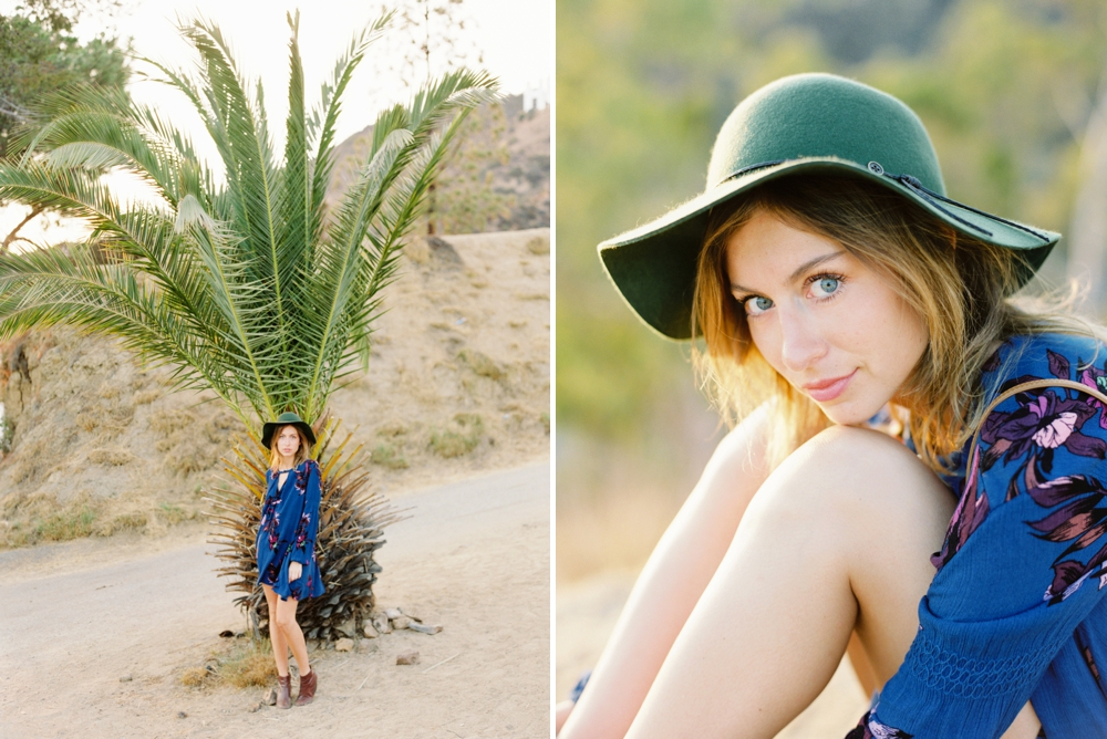 Calgary Wedding Photographers | Fashion Blogger | California Road Trip Los Angeles Hollywood Sign