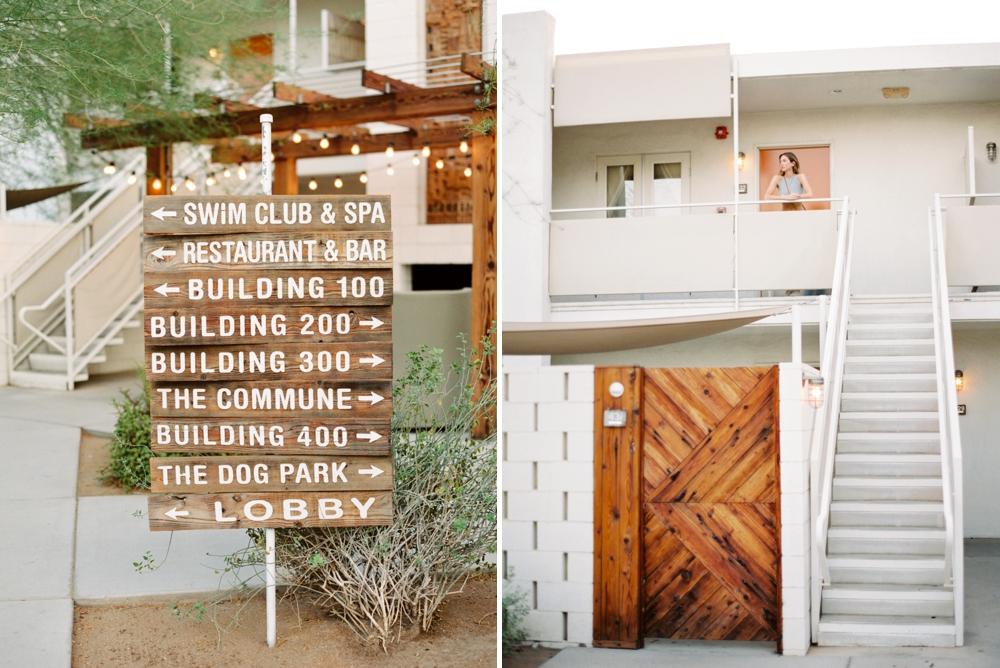 Calgary wedding photographer | California film photography | California Palm Springs The Ace Hotel Photographers