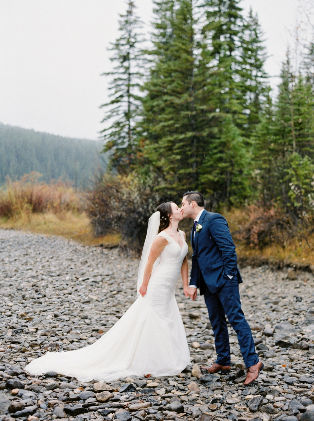 Canmore Wedding Photographers | Calgary Wedding Photography | Mountain Wedding