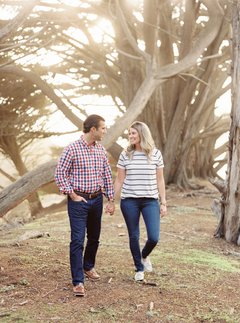 California Wedding Photographers | Big Sur Engagement Session | Fine Art Film Photographers | Justine Milton Photography