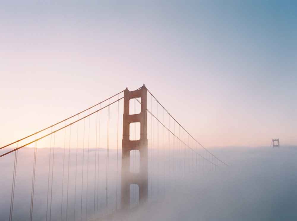 San Fransisco | Print Shop | Justine Milton Photography | Golden Gate Bridge
