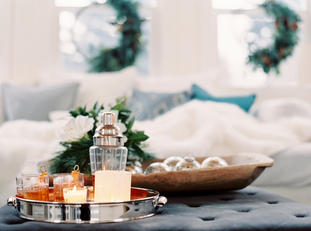 Pottery Barn | New Years Eve Party | Erica Cook | Interior Design Photographer