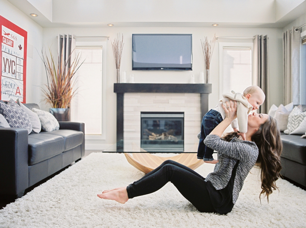 Calgary Lifestyle Photographers | Commercial Photography | Baby Nursery