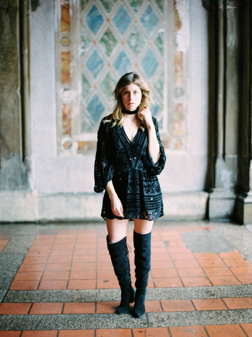 Fashion Photographer | New York City NYC Photography | Fashion Bloggers | Bethesda Terrace | For Love of Lemons