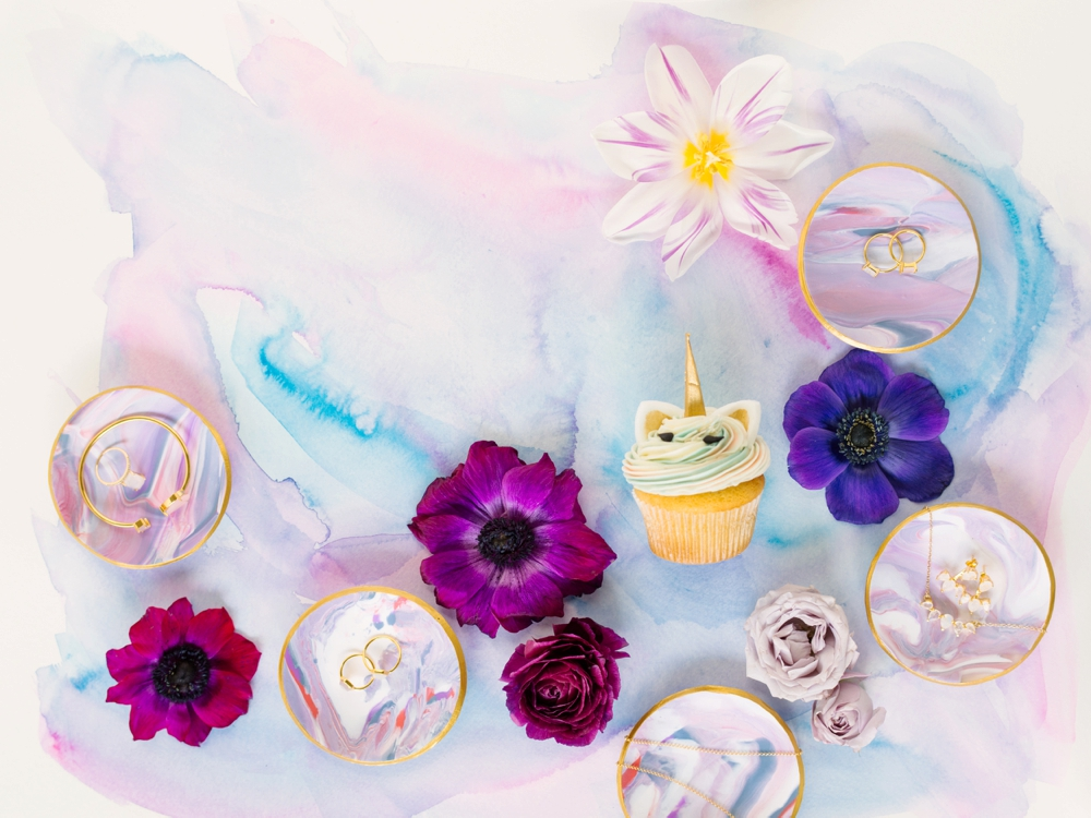 Marbella Dish | ring dishes | client gifts | photographer styling prop