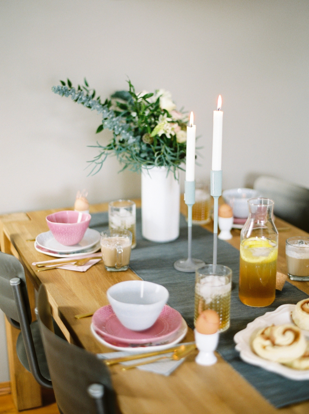 Calgary Photographer | Commercial Easter Holiday Table