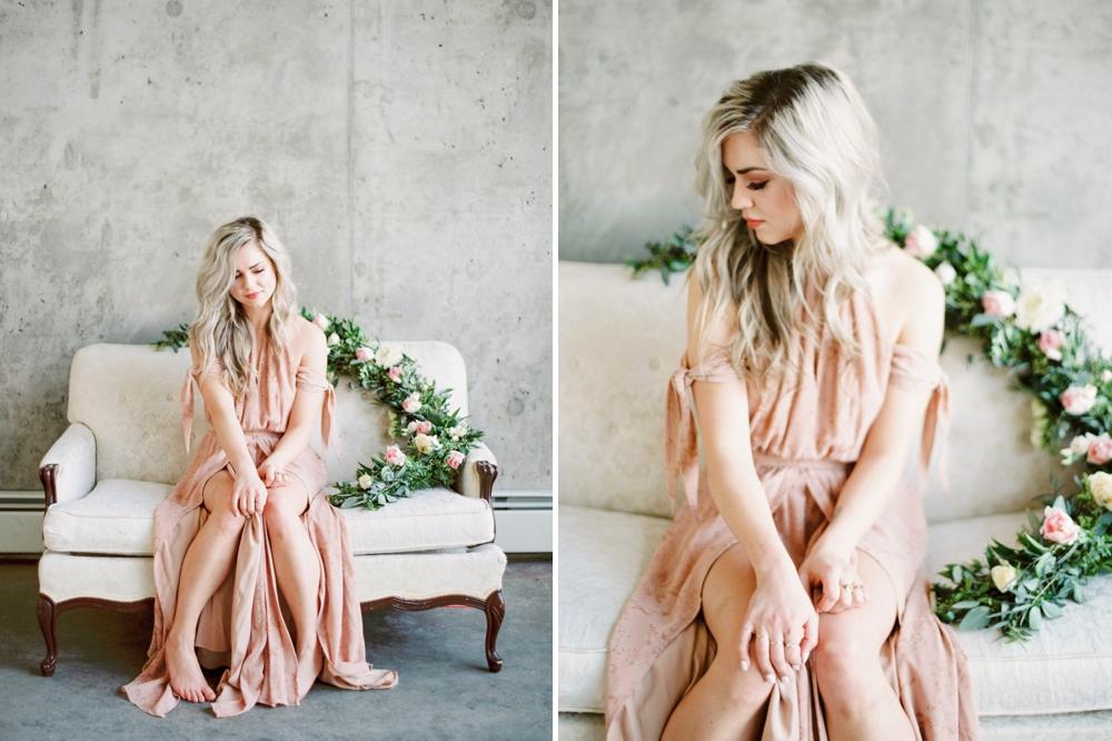 Calgary fashion photographers | Adorn Boutique Calgary Spring Look Book
