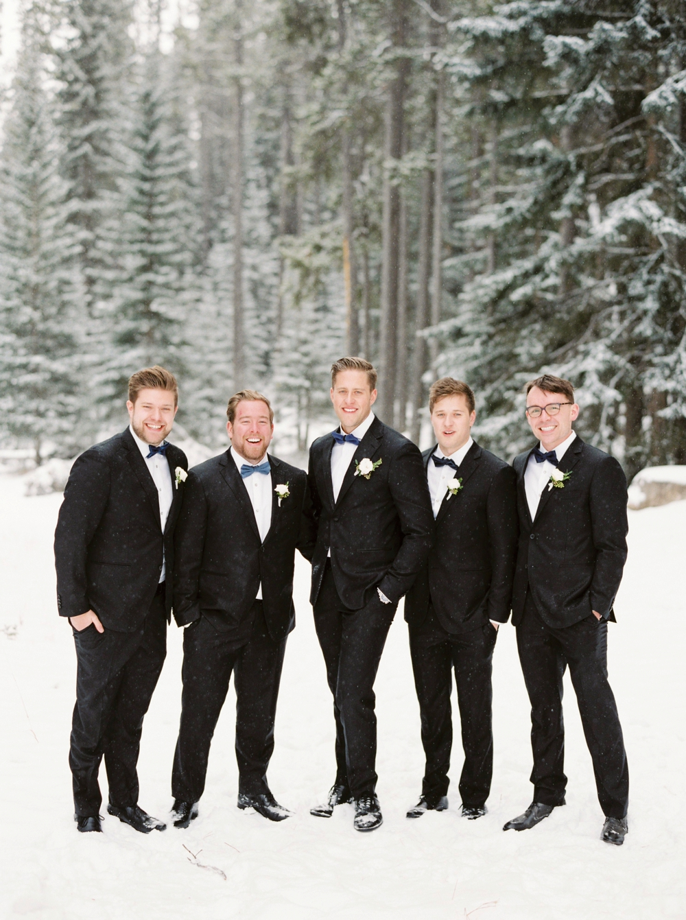 Calgary Wedding Photographers | Banff Wedding Photographer | Fairmont Hotel Banff Springs Hotel | Winter Wonderland Wedding | Mt Stephen Hall Banff Wedding