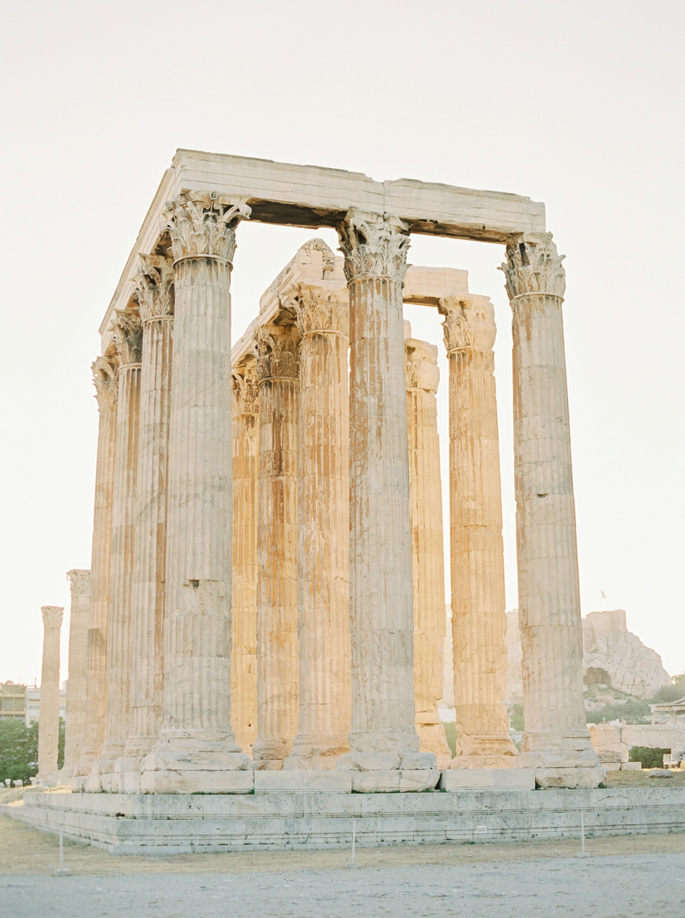 Athens Greece Travel Photography | Fine Art Film Photographer Prints | Greece Destination wedding photographers